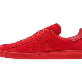 adidas Originals - Campus 80s - College Red