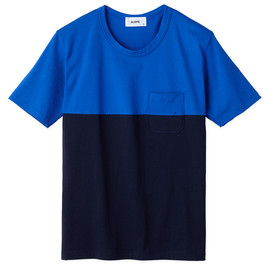 Aloye - Bicolore #5 / Short sleeve t-shirt