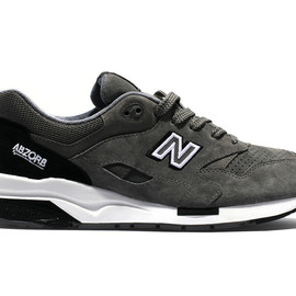 New Balance - New Balance 2013 Holiday 1600 Suede GRY