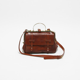 MUNOZ VRANDECIC - gamaguchi bag brown