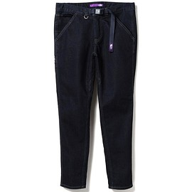 THE NORTH FACE PURPLE LABEL - THE NORTH FACE PURPLE LABEL /  OOLMAX Stretch Denim Slim Pants