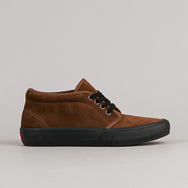 VANS - Vans 50th Chukka Pro '93 Shoes - Bison / Black