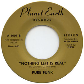 Pure Funk - Serching / Nothing left is real
