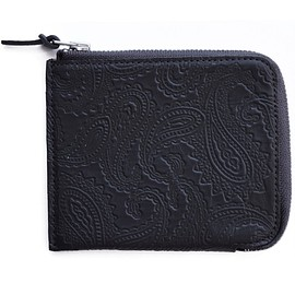 bal - BAL/PORTER® THIN LEATHER WALLET M (charcoal)