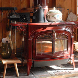 Vermont Casting Wood Stoves - ENCORE アンコール