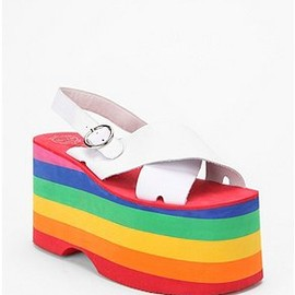 Jeffrey Campbell  - Rainbow Starlight EVa