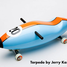 Torpedo by Jerry Koza