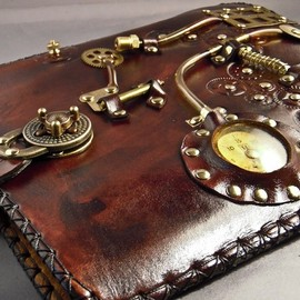 iPad Case steampunk