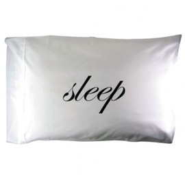 "Kiki de Montparnasse - ""Sleep"" Pillowcase"