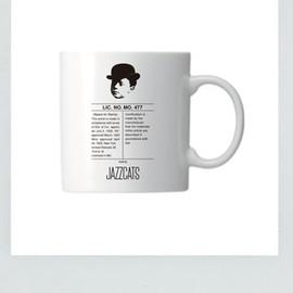 Jazzy Sport - JAZZCATS coffee cup
