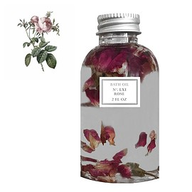 BIOS APOTHECARY - Rose Infused Bath Oil