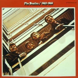 The Beatles - 1962-1966(赤盤)
