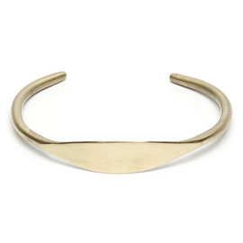 MARC BY MARC JACOBS - MARC JACOBS マークジェイコブス ID Bangle バングル GOLD