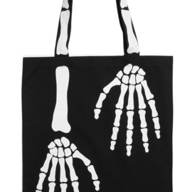 monki - Karolina Bag Bonehands