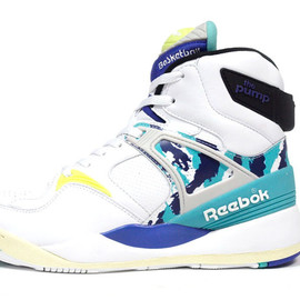 "Reebok - THE PUMP ""INVINCIBLE"" ""THE PUMP 25th ANNIVERSARY"""
