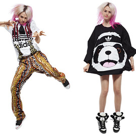adidas - Jeremy Scott For Adidas lopard