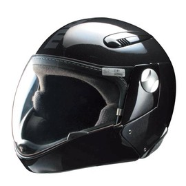 MOMODESIGN - DEVIL HELMET BLACK METALLICA