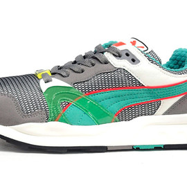 Puma - TRINOMIC XT1 PLUS OG 「KA LIMITED EDITION」 「mita sneakers / BEAUTY & YOUTH」