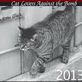 CLAB Editorial Committee - Cat Lover's Against the Bomb Calendar 2013