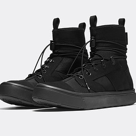 CONVERSE - Jump Boot High - Black/Black/Black