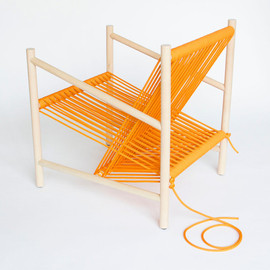 Laura Carwardine - Loom Chair