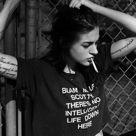 FRANCES BEAN COBAIN - the place beyond the pines