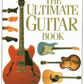 TONY BACON - The Ultimate Guitar Book