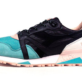 """diadora - N9000 """"made in ITALY"""" """"Castellers"""" """"LimitEDitions"""""""