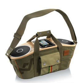 THE HOUSE OF MARLEY - BAG OF RHYTHM PORTABLE AUDIO SYSTEM