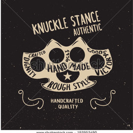 Knuckle Stance / Knuckle Dusters