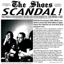 The Shoes - Scandal!