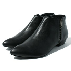 MAR - ZIP ANCLE NAPPA BOOTS