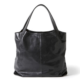 hobo - Paraffin Coated Leather Tote Bag