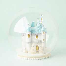Anthropologie - Dreamscape Dome - snow-dome
