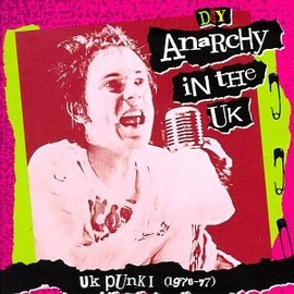 Various Artists - DIY: Anarchy in the UK: UK Punk I (1976-77)
