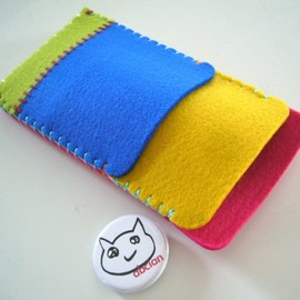 abicase - iPhone4&4S (sleeve type)