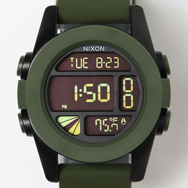 NIXON - THE UNIT A197 SURPLUS WATCH