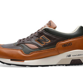 New Balance - NEW BALANCE 1500 (THE GENTLEMAN'S CHOICE PACK)