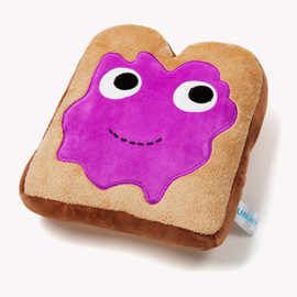 Kidrobot - YUMMY Breakfast Jam Toast Plush Toy 10-inch
