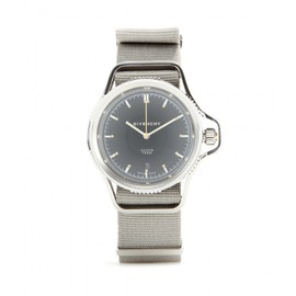 GIVENCHY - Seventeen stainless steel watch