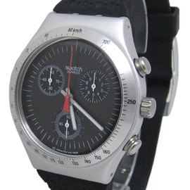 Swatch - IRONY CHRONO 【Time Cut Too】 YCS1007