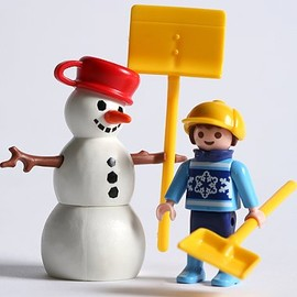 playmobil - the Snowman