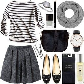 POLYVORE - kitty