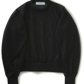 TOGA PULLA - High Twist Jersey Pullover (black)