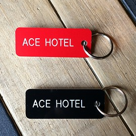 ACE HOTEL - KEYTAGS