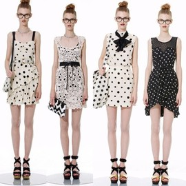 marc by marc jacobs - black & white