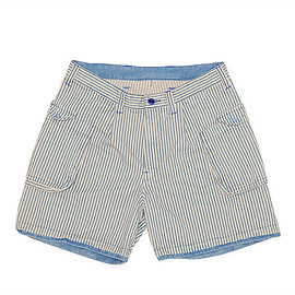 Porter Classic - Summer Hickory Shorts-Blue