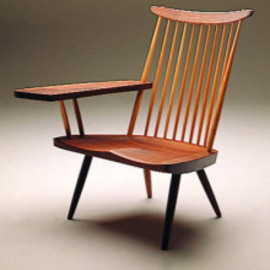 George Nakashima - Lounge Arm