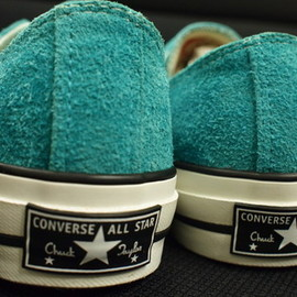 CONVERSE ADDICT - CHUCK TAYLOR LOW (TURQUOISE)