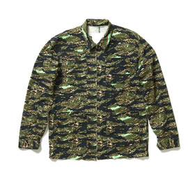 UNDERCOVER - Camouflage Zip Up Outer